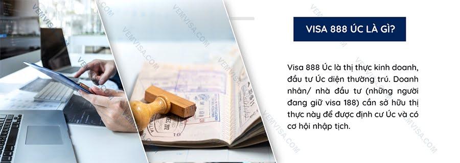 Visa subclass 888 Úc là gì?
