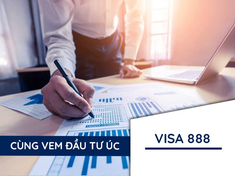 visa định cư úc 888